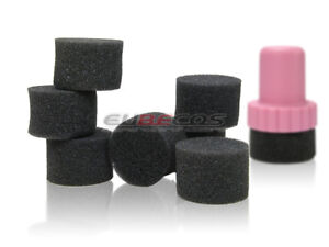 Spare Sponges KONAD Stamping 7 St For Airbrush Technology