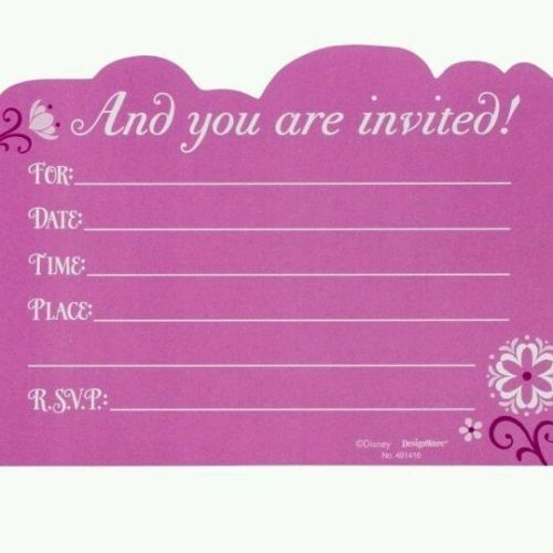 16 COUNT Disney Frozen Invitations//Save the date stickers /& Seals