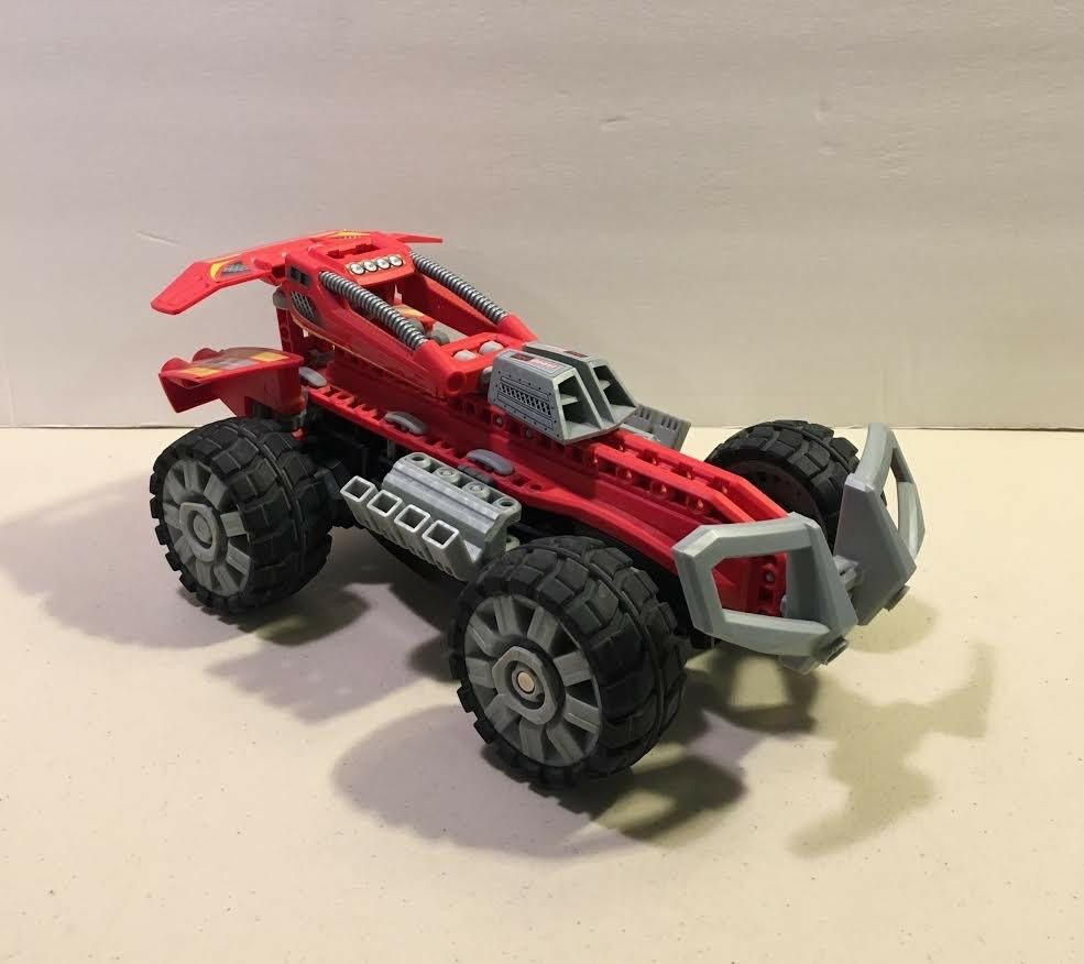Lego 8378 rosso Beast RC Remote Control Car Only 2004