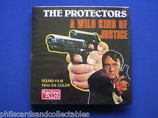 Super 8mm  - The Protectors ' A Wild Kind of Justice  ' 400ft  Colour  Sound