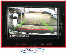 Original VW Rückfahrkamera Touareg 7P MIB2 RNS850 RNS 850 Kamera Nachrüst Set