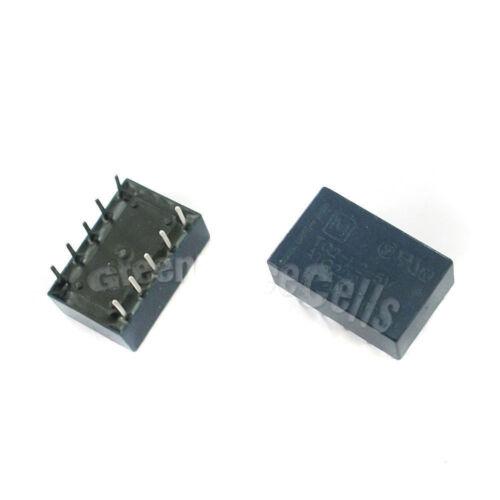1 x TQ2-L2-5V NAIS DC 5V 2 Form C Relay TQ-Relay ATQ229 10 Pins JAPAN