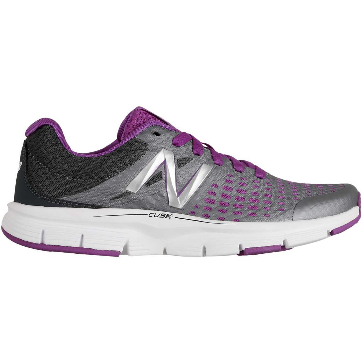 New Balance Women's Running Course shoes NEW AUTHENTIC Grey Purple White W775GP1