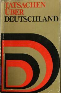 DIE-BUNDESREPUBLIK-DEUTSCHLAND-TATSACHEN-UBER-DEUTSCH-Very-Good-Book