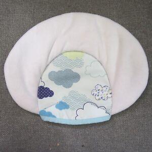 29f1b3b4e Graco Simple Sway Baby Swing Stratus Clouds Rocker Head Rest Pillow ...