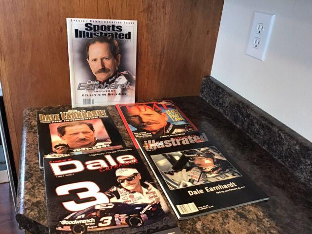 Dale Earnhardt Sr  Magazines