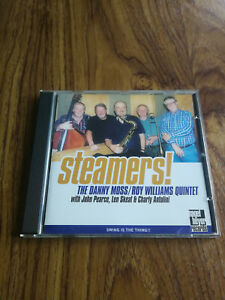 The Danny Moss / Roy Williams Quintet - Steamers!