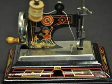 CASIGE Kinder Nähmaschine No 1027 + GERMAN TOY SEWING MACHINE