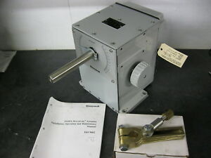 Details about HONEYWELL 10260A HercuLine Series 120 volt Industrial Rotary  Actuator New In Box