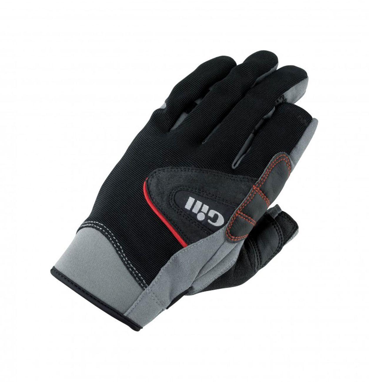 Gill hochwertige Segelhandschuhe Championship 2-Finger-frei Unisex starker Grip