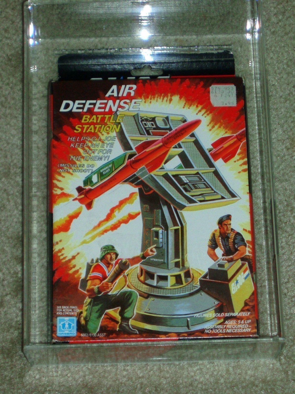 Base Aérea de combate AF 70, clase Hasbro, serie 4, caja misb.