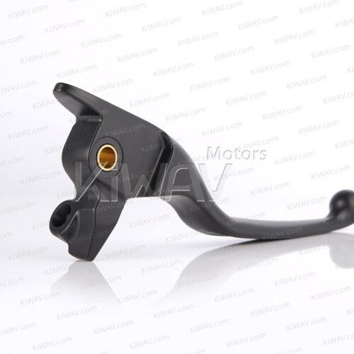 aluminum brake clutch lever black for Harley CVO Limited FLHTKSE 2015 US STOCK