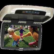 """12"""" Audiovox Flipdown DVD player Monitor with Dome Lights"""