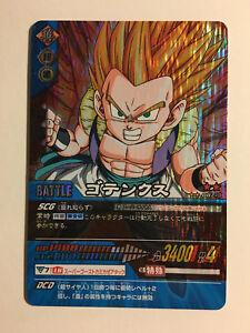 Data Carddass Dragon Ball Z 2 Prism 087-II EHbNty9W-08151631-646243264