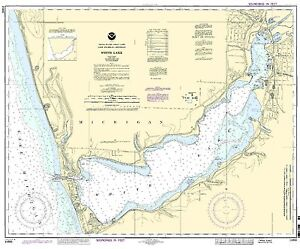 NOAA Chart White Lake 21st Edition 14935