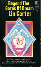 Beyond the Gates of Dream-Lin Carter-Vintage Belmont Tower PB-1972