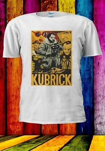 Stanley-Kubrick-American-Film-Director-Movies-Men-Women-Unisex-T-shirt-919