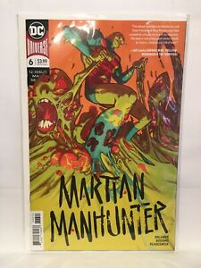 Martian-Manhunter-Vol-5-2019-6-NM-1st-Print-DC-Comics