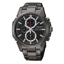 Seiko Men's SSC095 Chronograph-Solar Classic Solar Watch