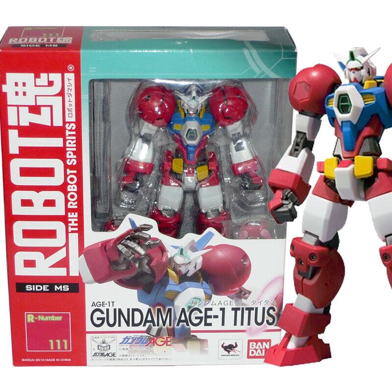 Bandai Robot Spirits Soul 111 AGE GUNDAM AGE-1 TITUS Action Figure