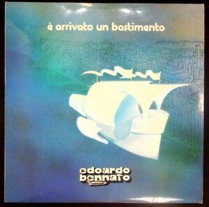 Edoardo Bennato - E Arrivato Un Bastimento - Ricordi - EB 5509 - Vinile V036089