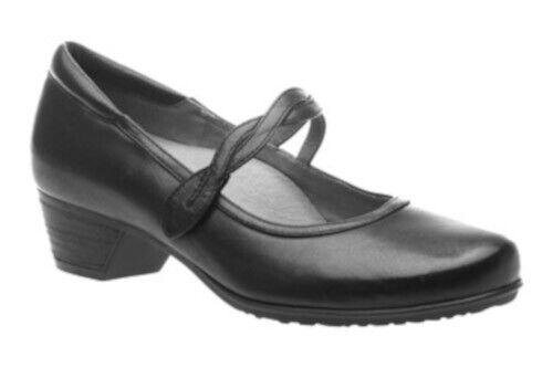 marchi di moda ABEO  MARISOL  B.I.O. SYSTEM nero MARY JANE JANE JANE scarpe Dimensione - 8.5  con il prezzo economico per ottenere la migliore marca