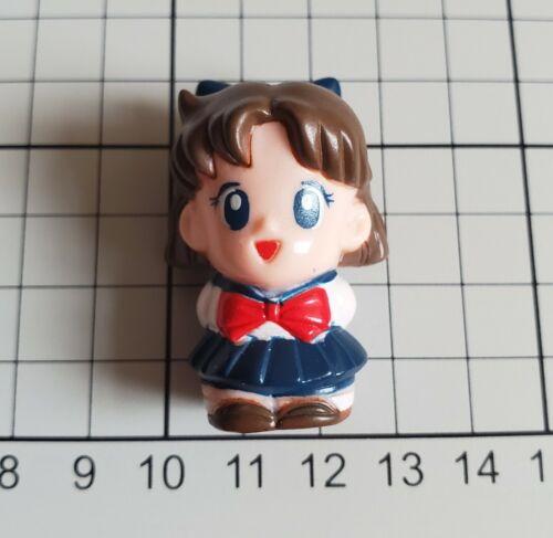 BANDAI Sailor Moon Mini Finger Puppet Figure Soft Vinyl Doll