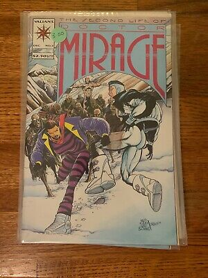 The Second Life Of Doctor Mirage  2  Mint Never Read Valiant  Layton Chang