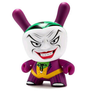 Batman-Joker-5-034-Dunny-Vinyl-Figure-NEW-Kidrobot