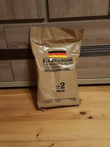 Germany MRE Pack EPA RCIR Army 24h Combat Ration Emergency Survival Military