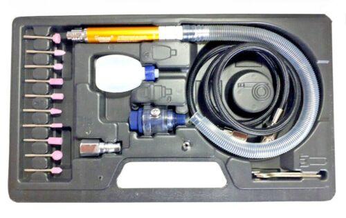 Kit 17pz Smerigliatrice a Compressore Pneumatico A830303