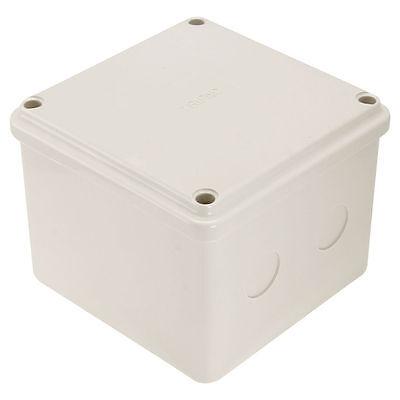 NEW Tripac Knock Out Waterproof Box 100x100x75mm ABKO443