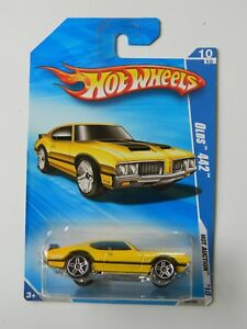 the sale of shoes free delivery cheap for discount Toys & Hobbies Hot Wheels Olds 442 '10 Hot Auction 10/10 168 ...