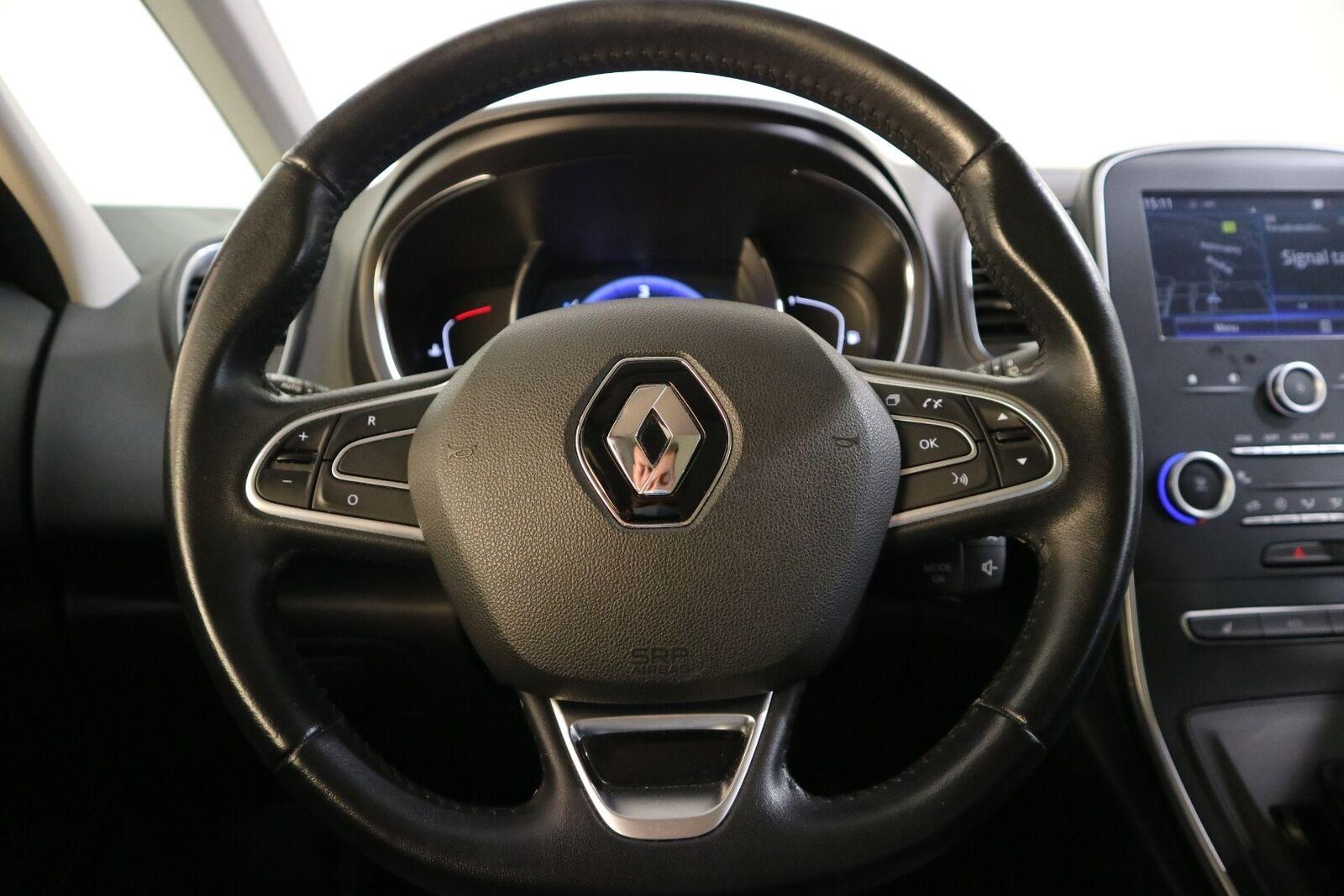 Renault Grand Scenic IV 1,5 dCi 110 Zen EDC 7prs - billede 3