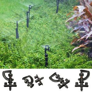 Jardin-Irrigation-Spray-tete-rotatif-G-type-INJECTEUR-MICRO-Arroseur-5X