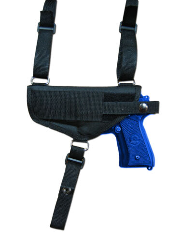 FEG Full Size 9mm 40 NEW Barsony Cross Harness Gun Shoulder Holster for CZ EAA
