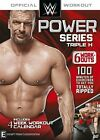 WWE - Power Series - Triple H (DVD, 2016)