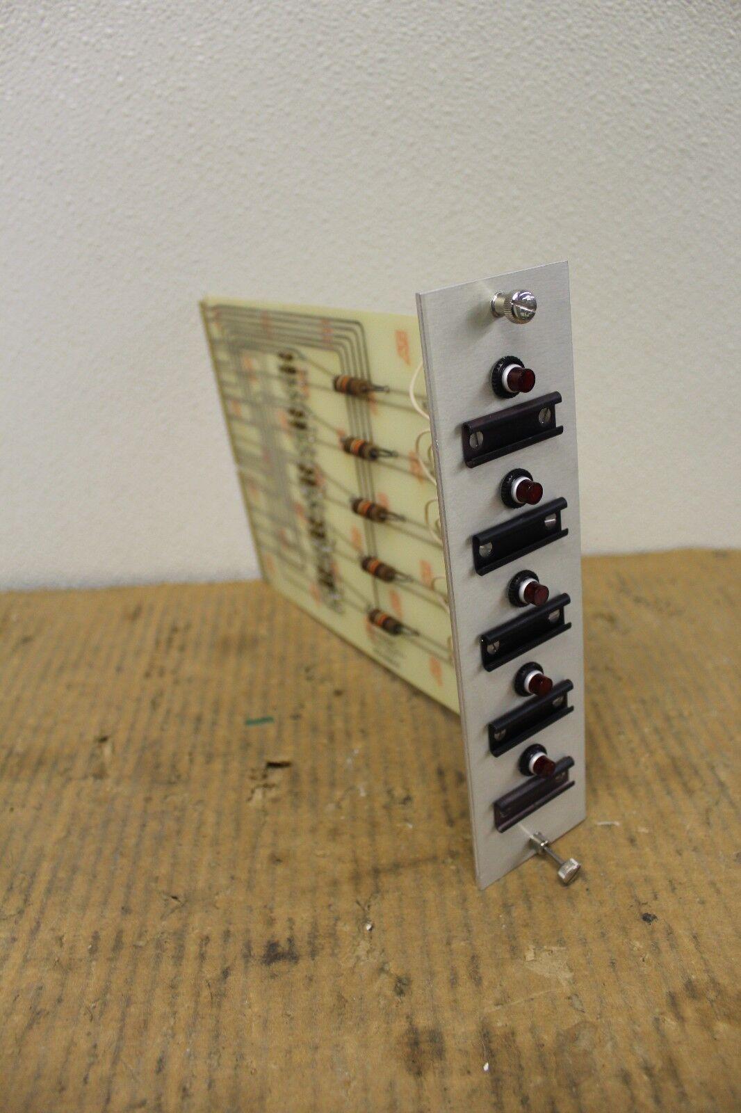 DATACOM CIRCUIT BOARD CARD PLC MODULE DCD-20204-B DCD20204B