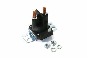 New starter solenoid for sears craftsman 580325650 580326310 image is loading new starter solenoid for sears craftsman 580325650 580326310 sciox Choice Image