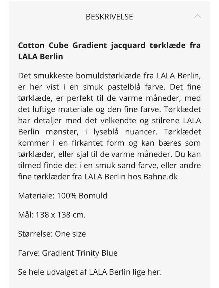 Tørklæde, Tørklæde, La La Berlin
