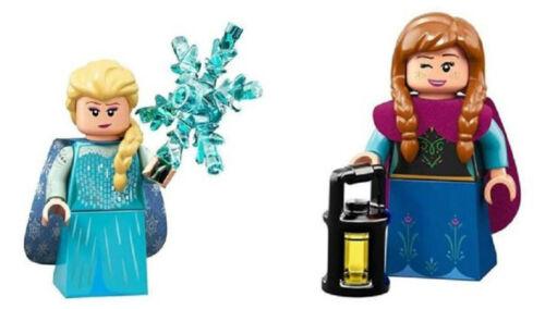 Frozen Princess mini Figure NOUVEAU VENDEUR BRITANNIQUE s/'adapte Major Brand blocs filles