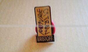 ERISTOFF-POIVRE-CITRON-PINS-LUMINEUX-TRES-RARE-COLLECTOR