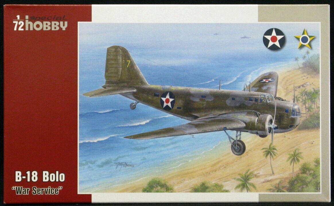 Special Hobby Models 1 72 DOUGLAS B-18 BOLO Bomber in War Service