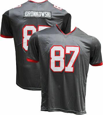 rob gronkowski jersey mens xl