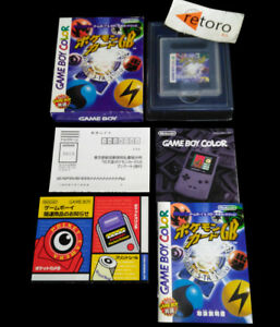 POKEMON-MONSTERS-TRADING-CARD-GB-Nintendo-Game-Boy-Color-gameboy-GBC-JAP-Complet