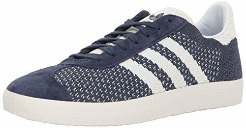 014dbdc75 Mens adidas Gazelle Primeknit Nemesis off White Chalk White BY9779 US 12  for sale online