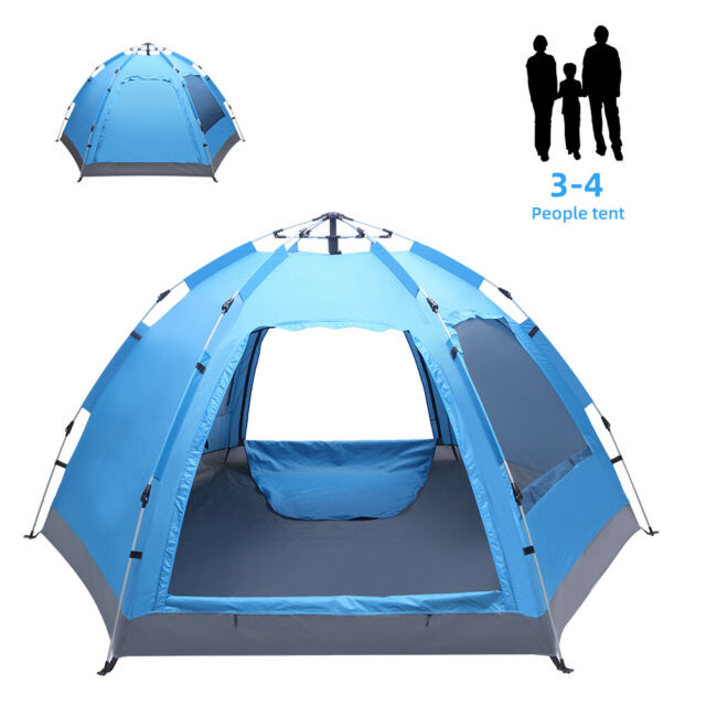 Maxmiles Pop Up Tent Premium Outdoor Popup Family Camping Instant Tents For Play For Sale Online Ebay