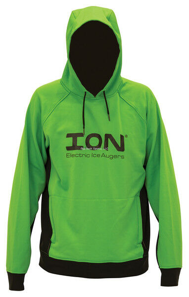 NEW ION Auger Performance Hoodie Green 3X 300400085411
