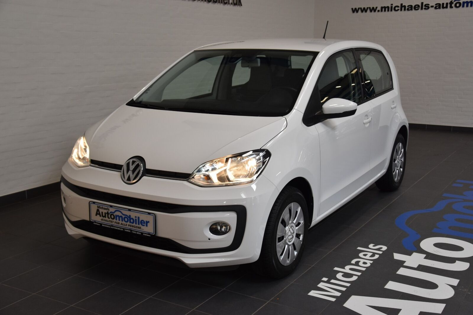 VW Up! 1,0 MPi 60 Move Up! BMT 5d - 104.900 kr.