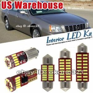 Image Is Loading 12 Pc Super White Led Interior Light Package